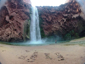 Mooney Falls (.15 miles from campground at opposite end)